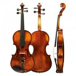 Christina V02 Authentic Handmade Wood Beginner Violin Musical Instruments