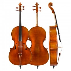 Christina SC500 imported European material professional performance solid wood hand-made Cello