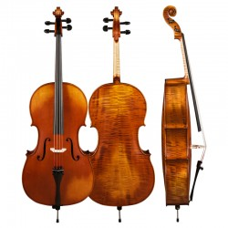 Christina EUC5000C European original imported hand-made professional performance of high-end Cello